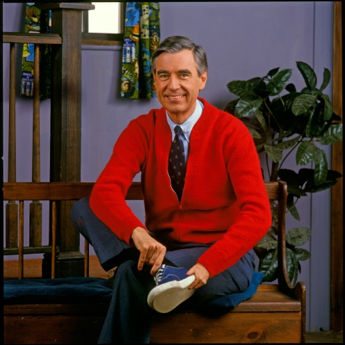 Mister Rogers - Photo credit Google Images