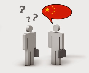 Language is one of many obstacles to overcome in China