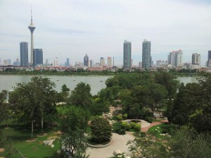 Water Park in Tianjin (水上公园 )